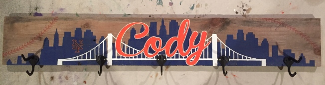 Cody, the NY Mets fan